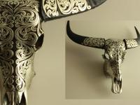 Orientic Skull