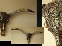 longhorn-brons