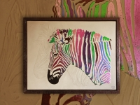 wandpaneel-zebra-multicolor