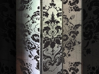 kamerscherm-paravent-antique-silver-tiles-damask